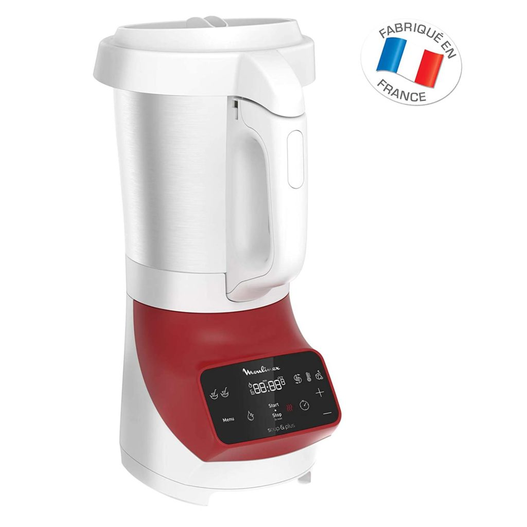 Blender chauffant Moulinex Soup & Plus