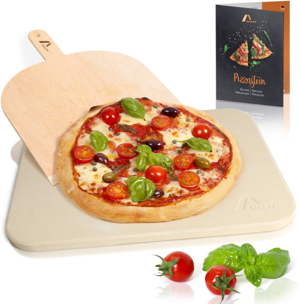 Pierre à pizza de Amazy