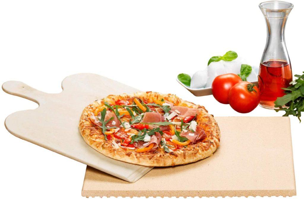 Pierre à pizza de Rommelsbacher