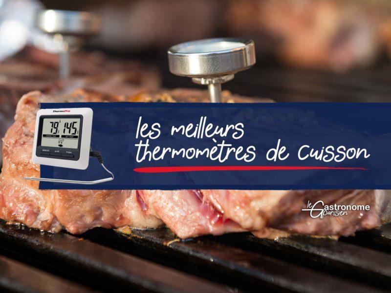Meilleur thermomètre de cuisson