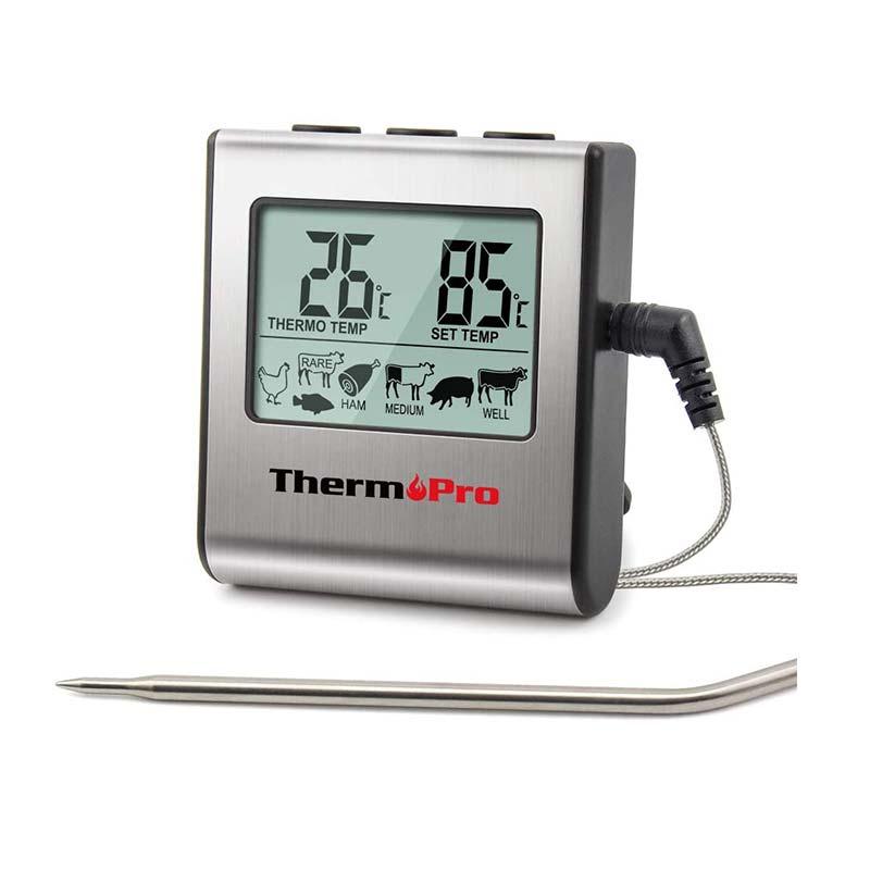 ThermoPro TP16 Thermomètre de Cuisson pour Viande