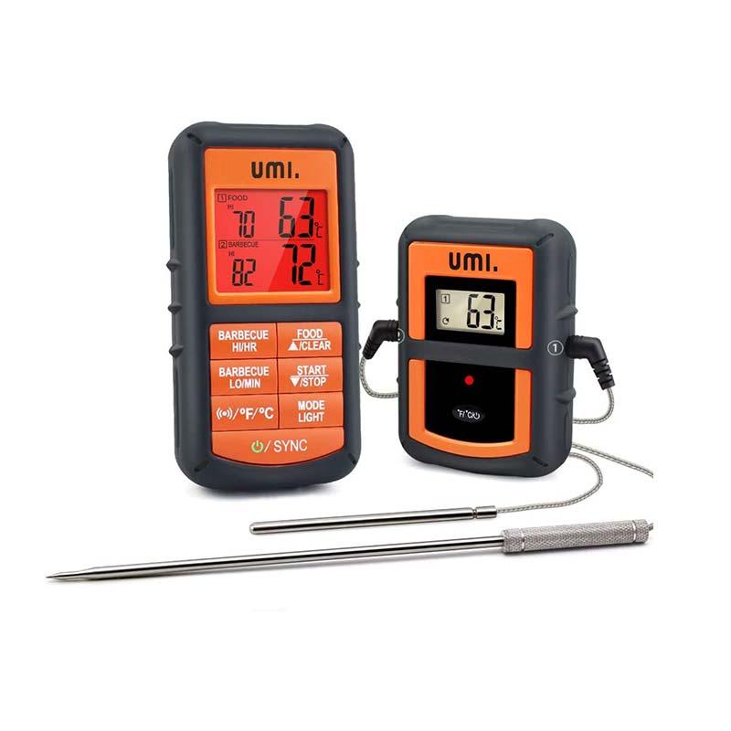 Thermomètre de Cuisine à Distance Sans Fil