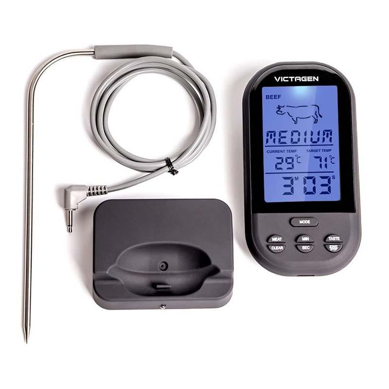 Thermomètre à viande pour barbecue Victagen