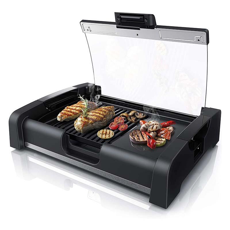Barbecue électrique Arendo Gourmet