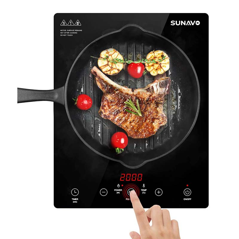 Plaque à induction portable SUNAVO