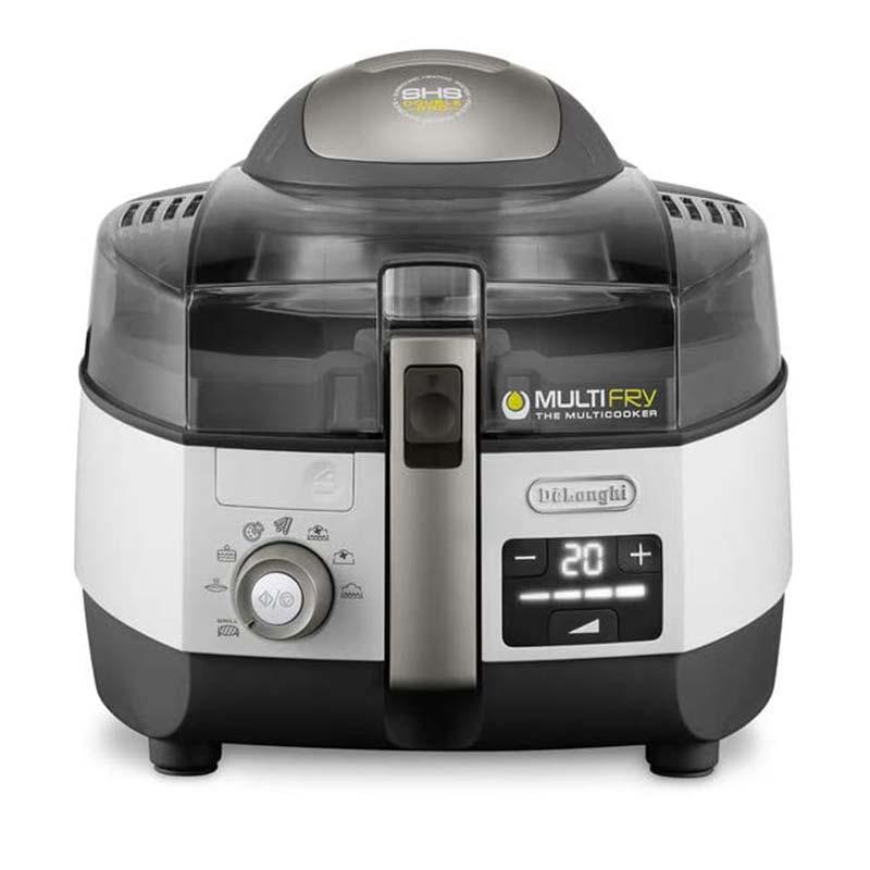 De'Longhi FH 1396/1 multifry Friteuse à air chaud extra Chef Plus