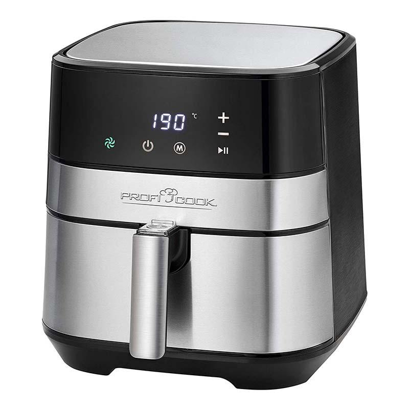 PROFI COOK PC-FR 1177 - Friteuse à air chaud XXL - Sans huile et sans matières grasses