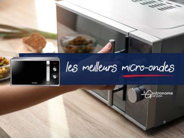 Meilleur micro-ondes