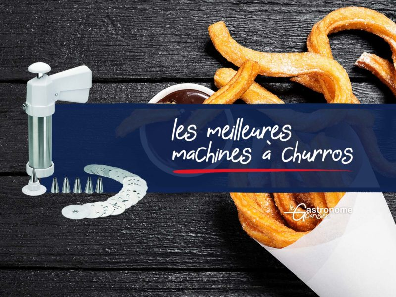 Meilleure machine à churros